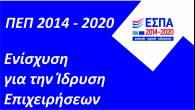 """6η Τροποποίηση της Πρόσκλησης υποβολής Επενδυτικών σχεδίων με τίτλο Προκήρυξη Δράσης ΠΕΠ: """"Ενίσχυση για την ίδρυση επιχειρήσεων, κατά προτεραιότητα σε τομείς της Περιφερειακής Στρατηγικής Έξυπνης Εξειδίκευσης"""""""
